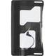 E-Case iPod/iPhone 4 Case (w/ jack) Black